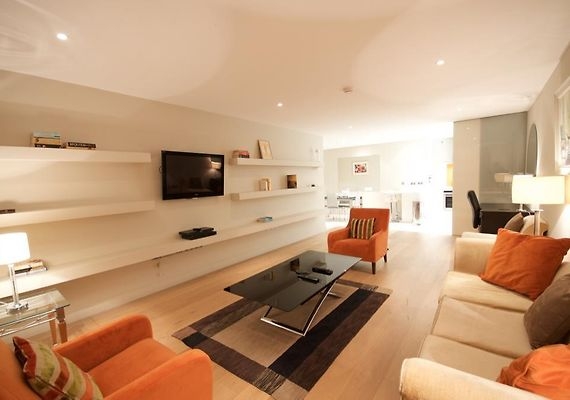 5 Star Stephenu0027S Green Apartment Dublin